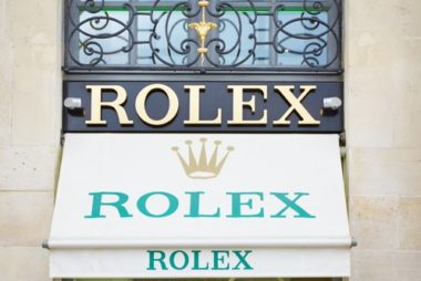 ROLEX - חברת השעונים היוקרתית